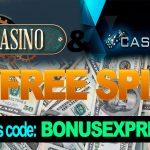 Ексклюзивний бонус для казино X-Casino & Joy Casino. БЕЗКОШТОВНІ Спіни 50!