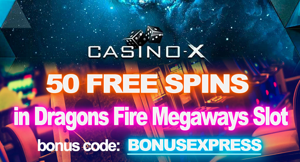 50freepinscasino-x Bonus