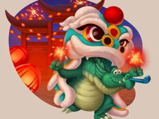 50 freespins am Dragon's Fire
