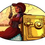 Giros gratis de 20 en Wild Wild West: The Great Train Heist