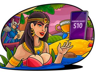 Freespins 15 in Wild Warriors