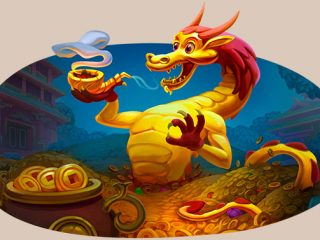 20 freespins en Dragon Pearls: mantén y gana