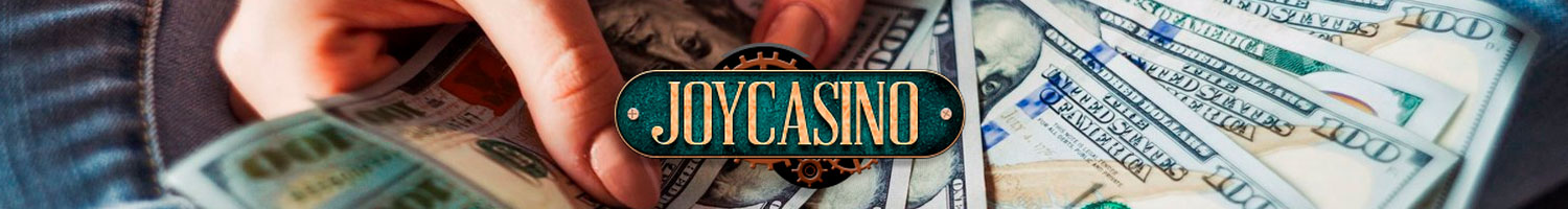 Joy Casino Promotiounen