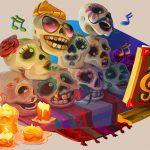 20 freespiny v Esqueleto Explosivo
