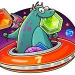 20 freespins in Starburst