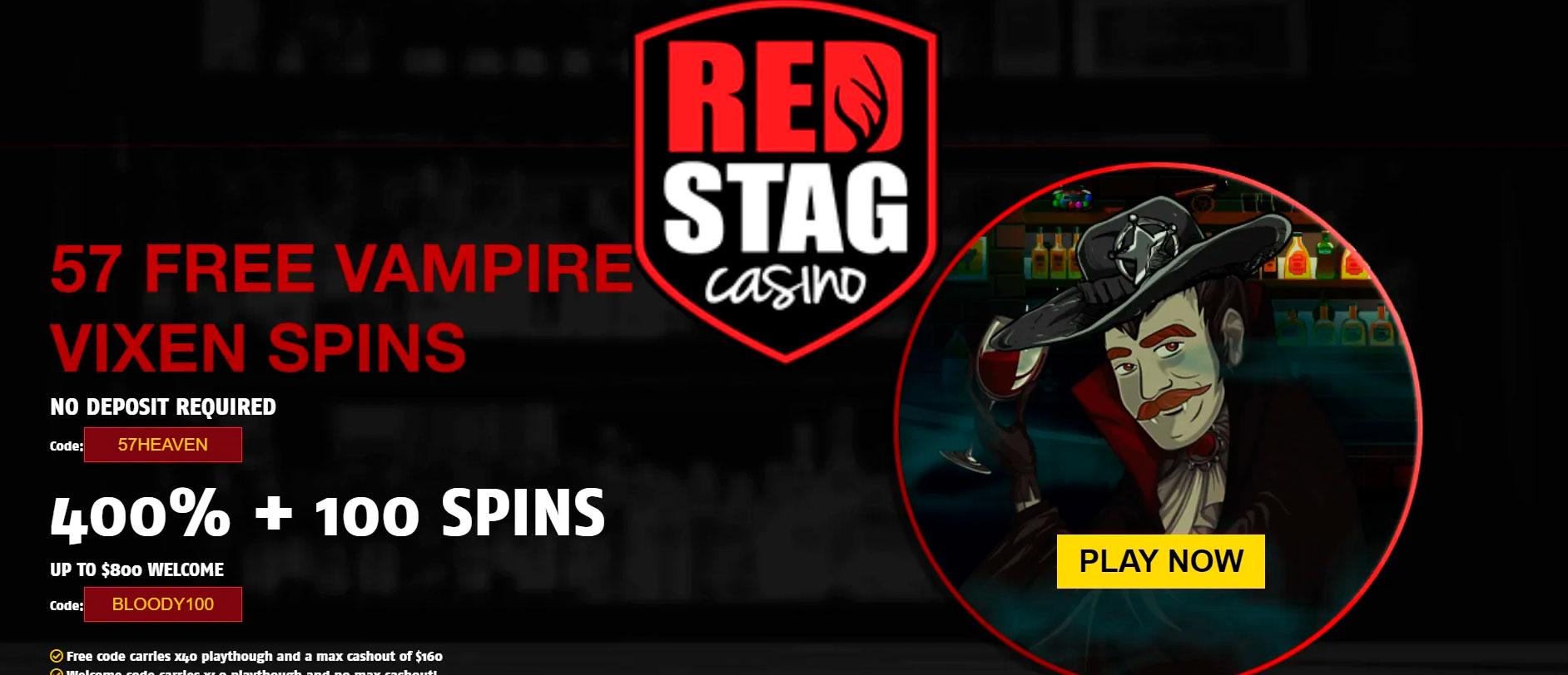 Red Stag Bonus