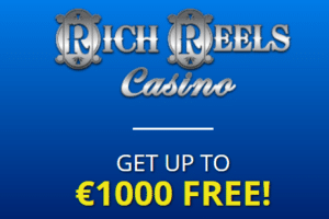 GET UP TO €1000 FREE!