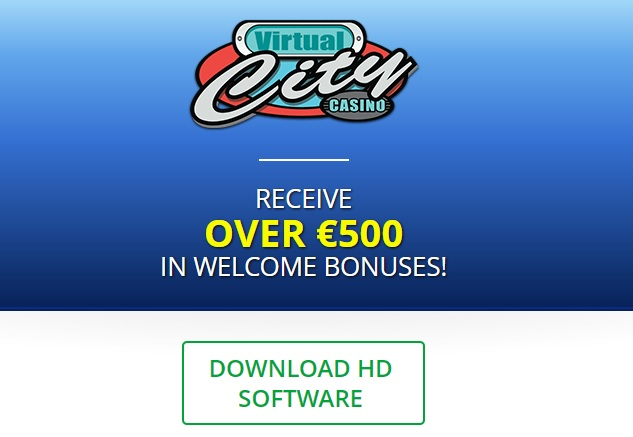 RECEIVE OVER €500 IN WELCOME BONUSES!