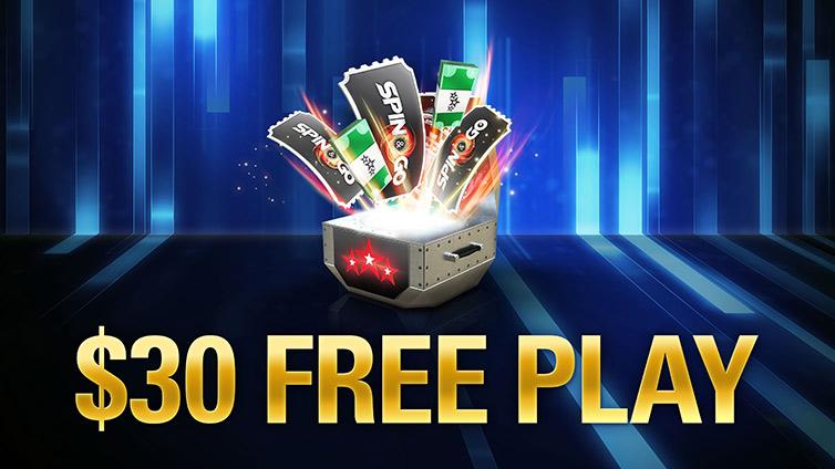 Bonus: Free Play at Party Poker Casino