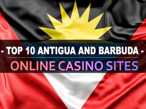 Top 10 Antigua og Barbuda online casino sider