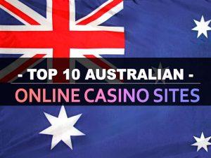 עשרת אתרי הקזינו המקוונים האוסטרלים