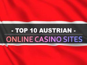 עשרת אתרי הקזינו המקוונים האוסטריים