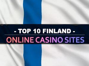 עשרת אתרי הקזינו המקוונים בפינלנד