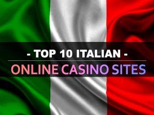 עשרת אתרי הקזינו המקוונים האיטלקיים
