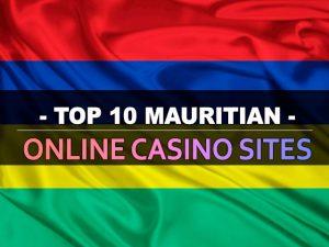 עשרת אתרי הקזינו המקוונים של מאוריציאן