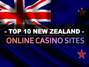 Top 10 New Zealand online casino sider