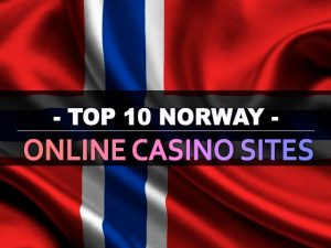 עשרת אתרי הקזינו המקוונים של נורווגיה