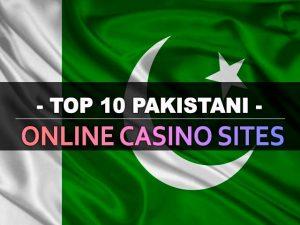 עשרת אתרי הקזינו המקוונים הפקיסטנים