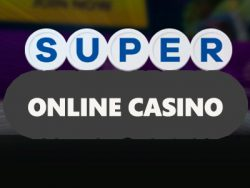 Super Online Casino Screenshot