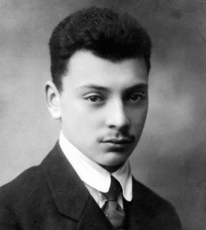 Algernon Palek